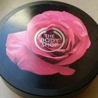 Bodyshop British Rose Body Butter Review
